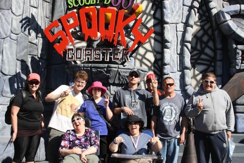 Theme Park Explorers