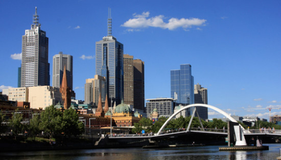 The Wheel World – Rolling 'Round Melbourne
