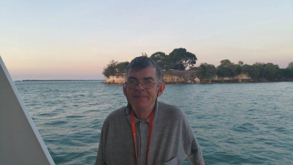 David Darwin River Cruise