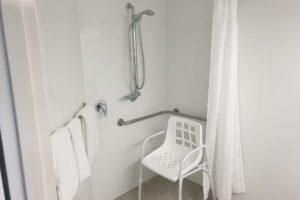 Access Shower