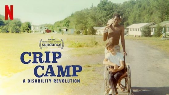 The Wheel World Review – 'Crip Camp' Netflix Documentary
