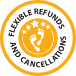 Deposits are fully transferable, and there is no charge to alter your travel plans to a later date or hold as a Future Holiday Credit and all payments are 100% refundable up to 3 days before departure. Prescreening means and guests and staff must be well to travel, accept regular temperature checks and follow all hygiene and health advice.