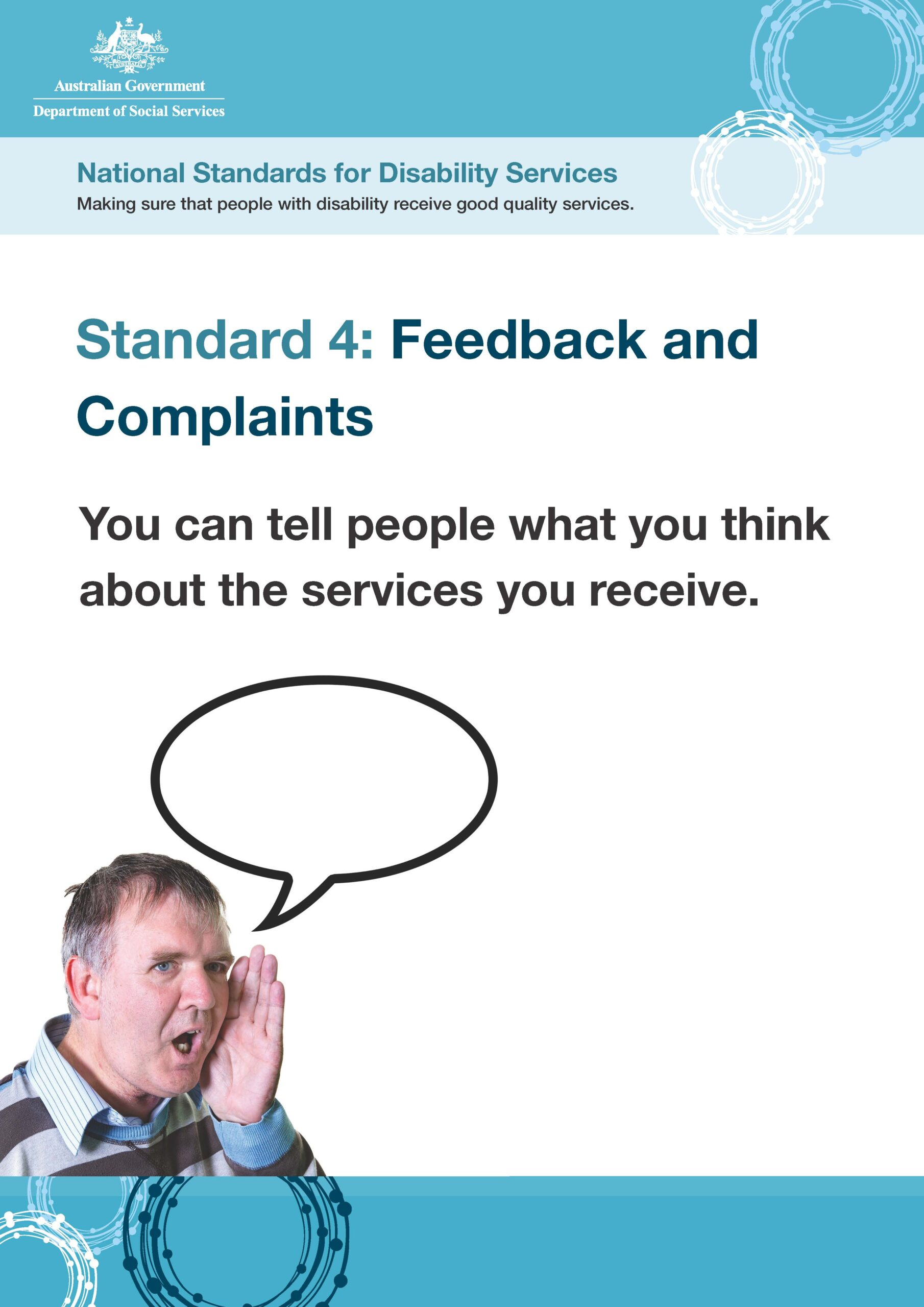 We aim to respond promptly and fairly to complaints and feedback and continuously improve customer experiences.